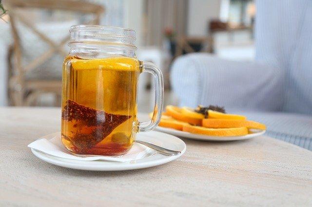 Zdraví v šálku čaje Rooibos