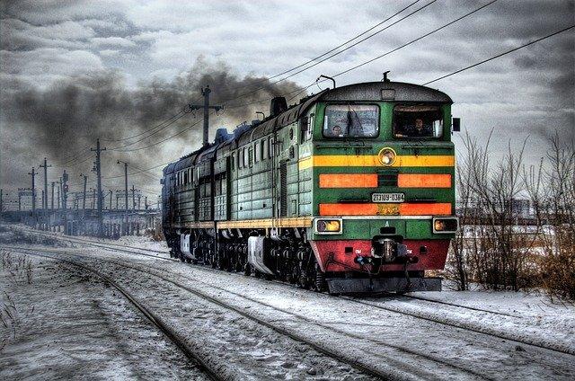 dieslová lokomotiva